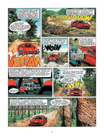 Page 5 Michel Vaillant tome 57 - la piste de jade