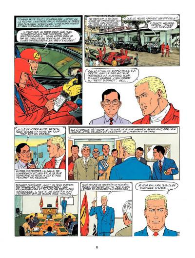 Page 6 Michel Vaillant tome 57 - la piste de jade