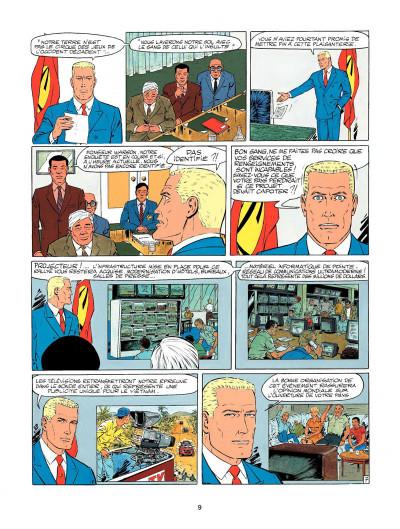 Page 7 Michel Vaillant tome 57 - la piste de jade