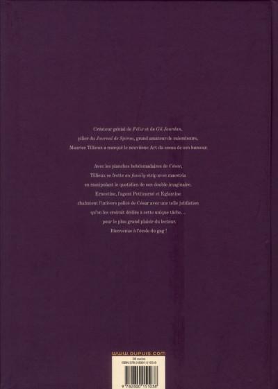 Dos César - intégrale tome 1