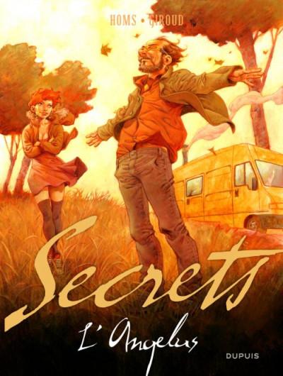 Couverture secrets, l'angelus tome 2