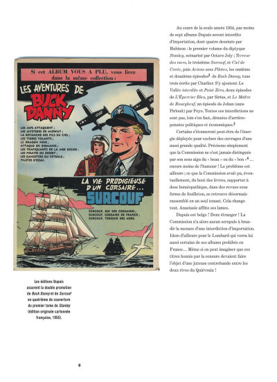 Page 6 Buck Danny - intégrale tome 4 - 1953-1955