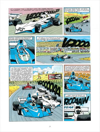 Page 7 Michel Vaillant tome 30 - le prince blanc