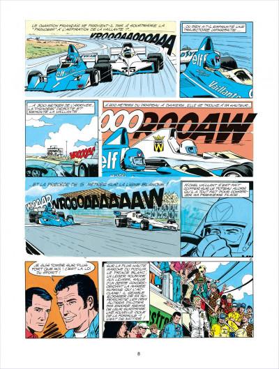 Page 8 Michel Vaillant tome 30 - le prince blanc