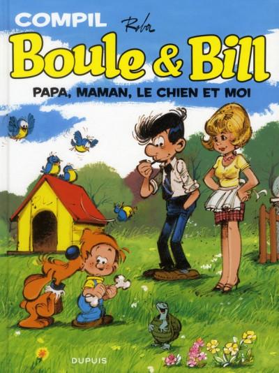 image de Boule et Bill - la compil tome 2 - Papa, Maman, le chien et moi