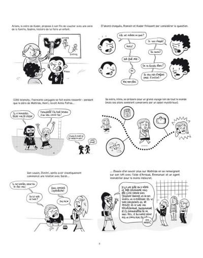 Page 1 les autres gens tome 5