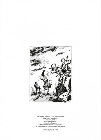 Page 1 pierre tombal tome 28 - l'amour est dans le cimetière
