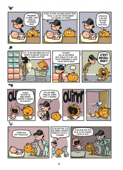 Page 4 Nelson T.13 - mini cataclysme
