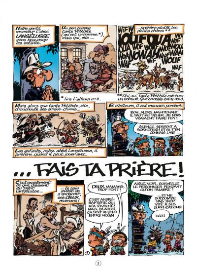 Page 3 le petit Spirou tome 16 - t'es gonflé !