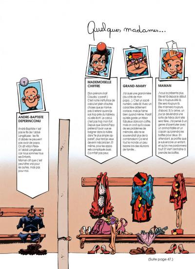 Page 9 le petit Spirou tome 16 - t'es gonflé !