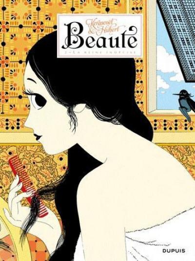 Couverture beauté tome 2 - la reine indécise