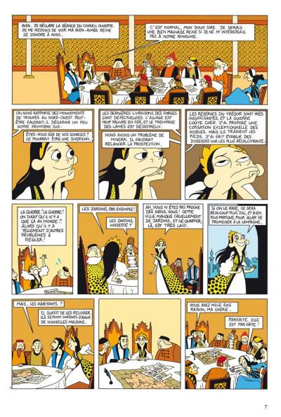 Page 2 beauté tome 2 - la reine indécise