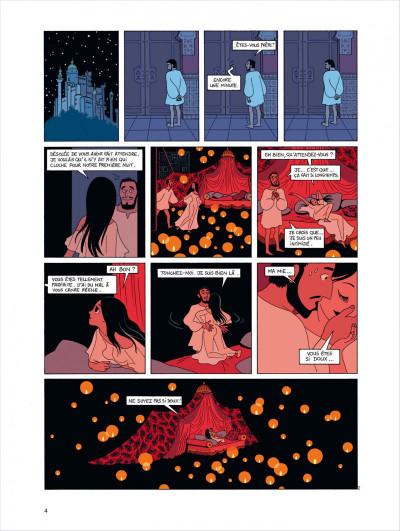 Page 4 beauté tome 2 - la reine indécise