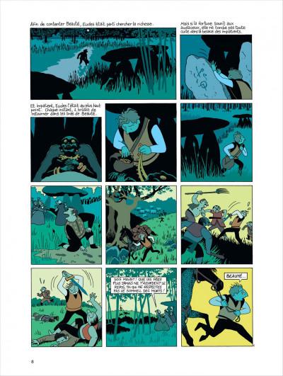 Page 8 beauté tome 2 - la reine indécise