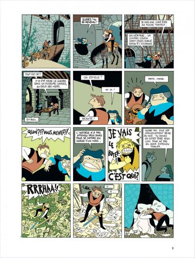 Page 9 beauté tome 2 - la reine indécise