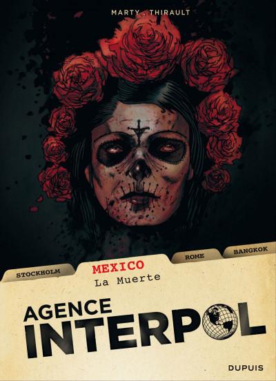 image de agence interpol tome 1 - mexico