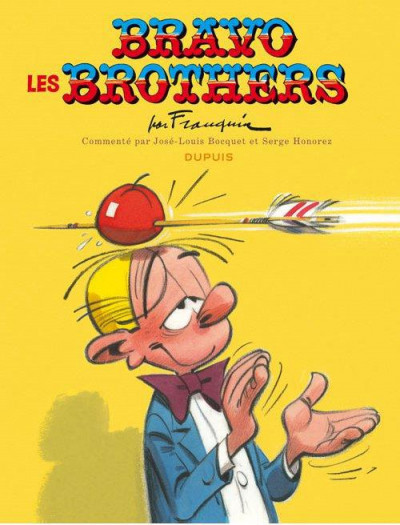 Couverture Histoire courte tome 1 - Bravo les brothers