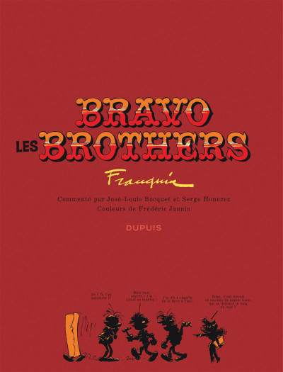 Page 3 Histoire courte tome 1 - Bravo les brothers