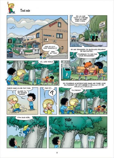 Page 8 cedric tome 26 - graine de star
