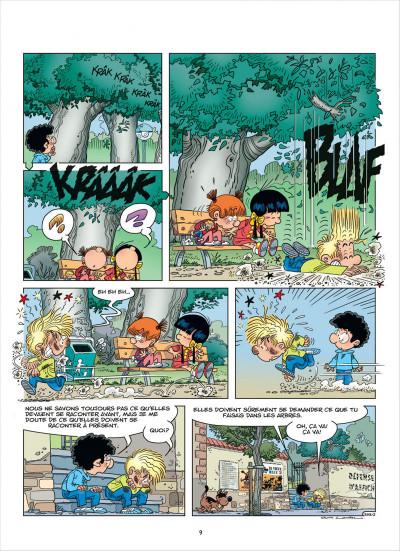 Page 9 cedric tome 26 - graine de star