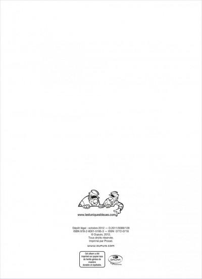 Page 1 les tuniques bleues tome 56 - dent pour dent
