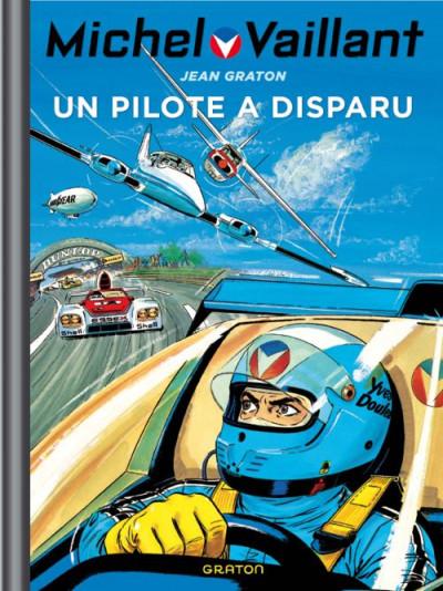 image de Michel Vaillant tome 36 - un pilote a disparu