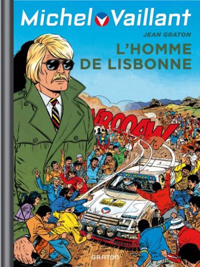 image de Michel Vaillant tome 45 - l'homme de Lisbonne
