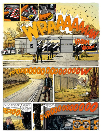 Page 2 Michel Vaillant tome 64 - opération mirage