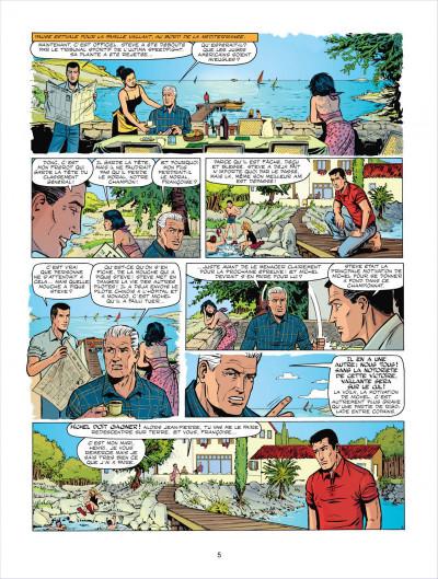 Page 5 Michel Vaillant tome 66 - 100.000.000$ pour Steve Warson