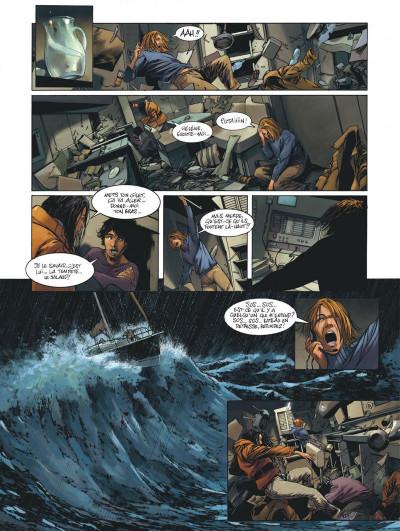 Page 4 Ni terre ni mer tome 1
