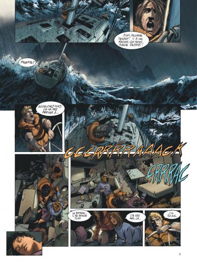 Page 5 Ni terre ni mer tome 1
