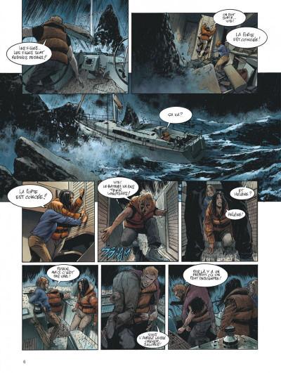 Page 6 Ni terre ni mer tome 1