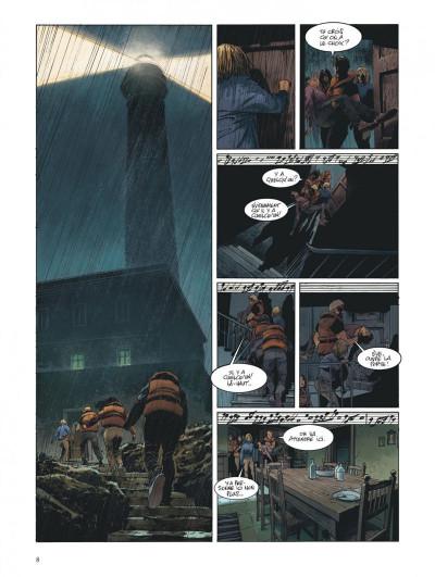 Page 8 Ni terre ni mer tome 1