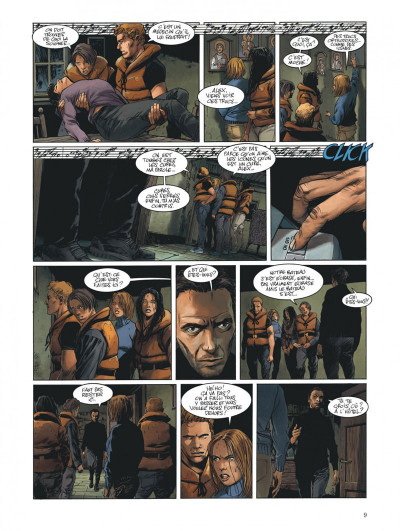Page 9 Ni terre ni mer tome 1