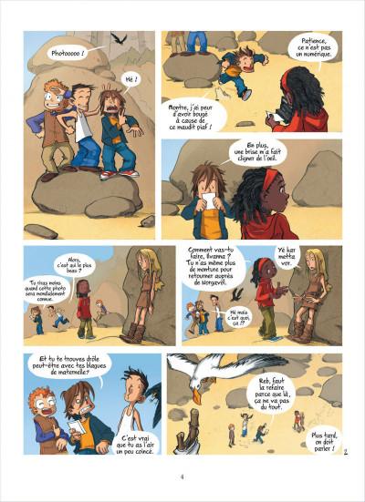Page 4 les enfants d'ailleurs - tome 3 - le maitre des ombres