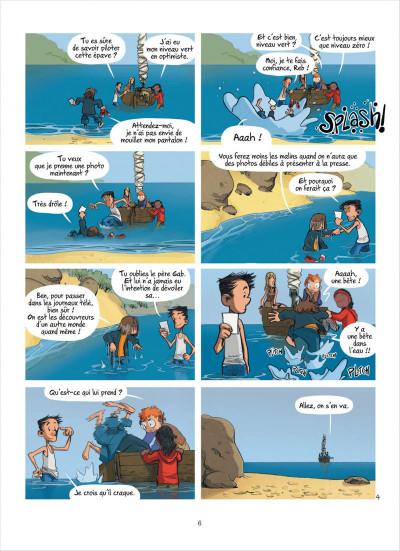 Page 6 les enfants d'ailleurs - tome 3 - le maitre des ombres