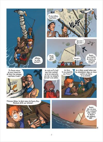 Page 7 les enfants d'ailleurs - tome 3 - le maitre des ombres