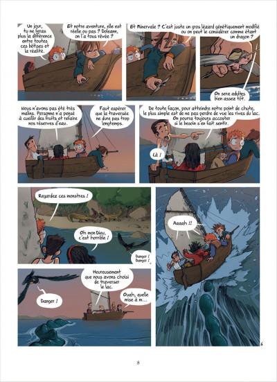 Page 8 les enfants d'ailleurs - tome 3 - le maitre des ombres