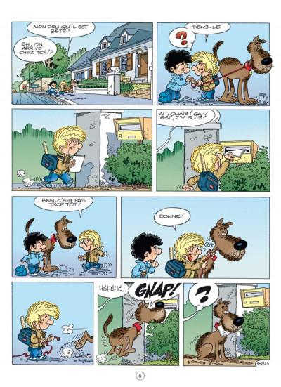 Page 3 Cédric - best of tome 4 - feu aux trousses!