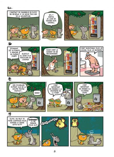 Page 8 Nelson tome 15 - exécrable par nature