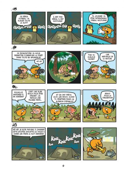 Page 9 Nelson tome 15 - exécrable par nature