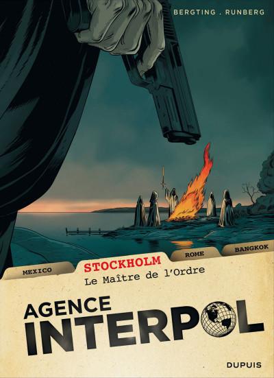 image de agence interpol tome 2 - stockholm