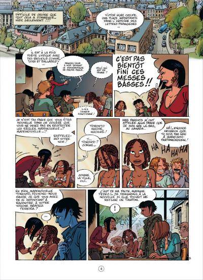 Page 4 tueurs de mamans tome 1