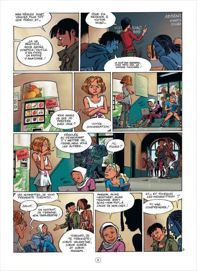 Page 5 tueurs de mamans tome 1