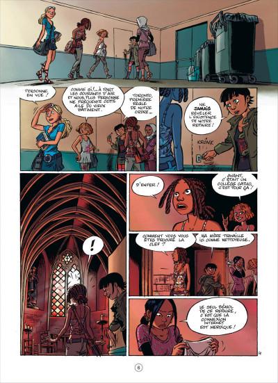 Page 6 tueurs de mamans tome 1
