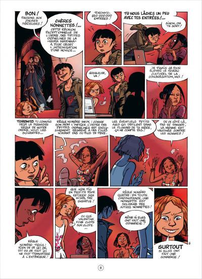 Page 8 tueurs de mamans tome 1