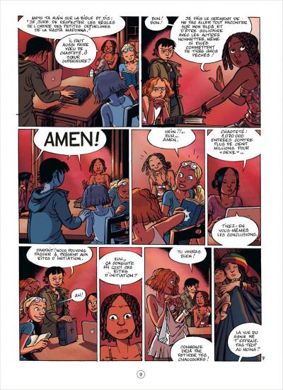 Page 9 tueurs de mamans tome 1