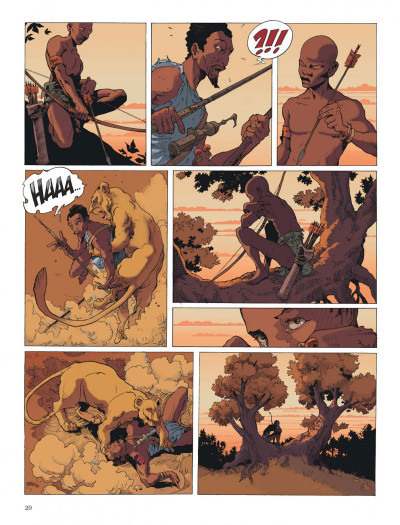 Page 0 amère patrie tome 1 - nouvelle édition