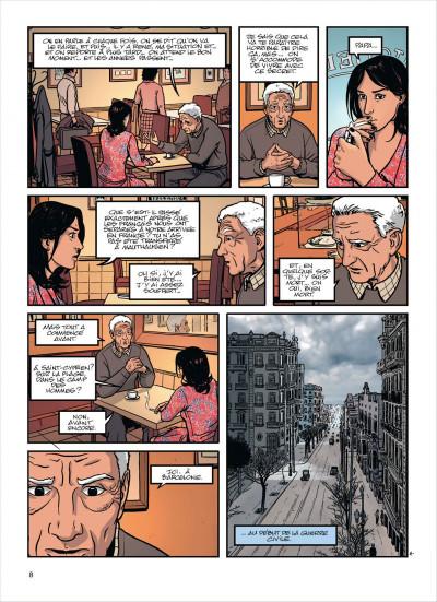 Page 8 le convoi tome 2