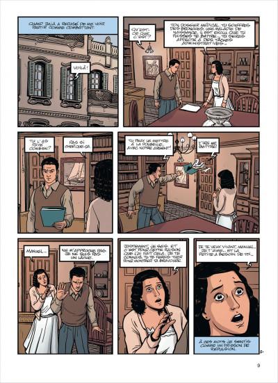 Page 9 le convoi tome 2